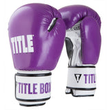 Title Boxing Vengeance Fitness Gloves - Angle 4