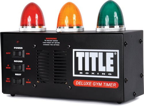 Title Deluxe Coach Timer - Main