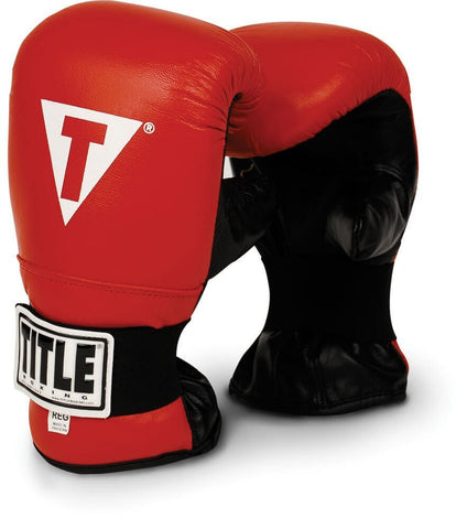Title Elastic Pro Bag Gloves - Main
