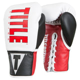 Title Enforcer Official Competition Gloves - Angle 2