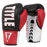 Title Enforcer Official Competition Gloves - Angle 3