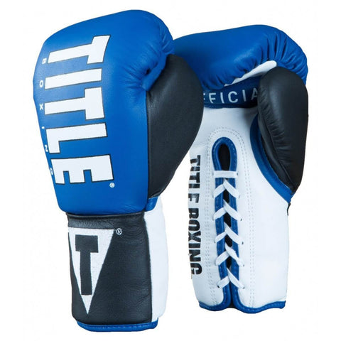 Title Enforcer Official Competition Gloves - Main