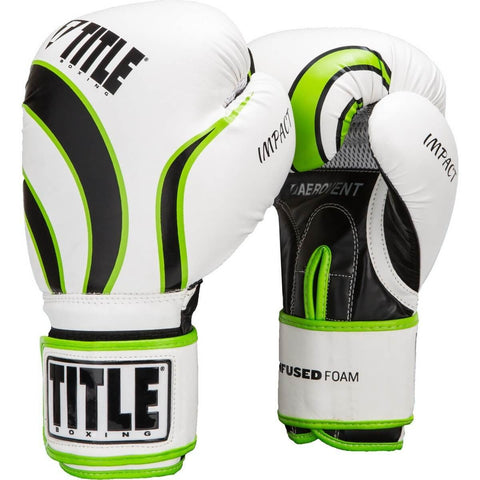 Title Foam Impact Training Gloves - Main
