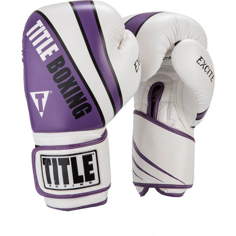 Title Exicte Foam Boxing Training Gloves - Angle 3