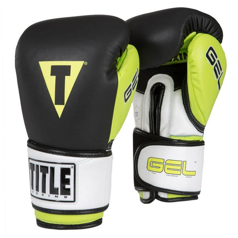 Title Intence Boxing Bag Gloves - Main