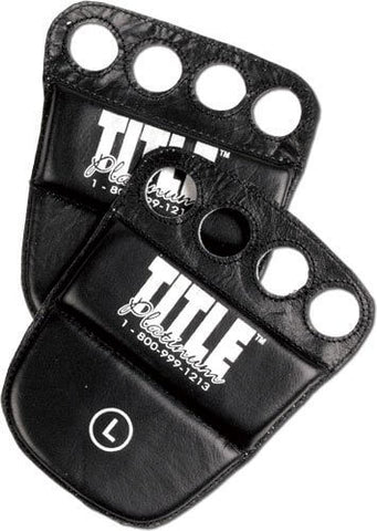 Title Knuckle Guards Platinum - Main