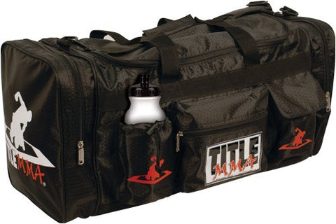 Title MMA Deluxe Duffel Bag - Main