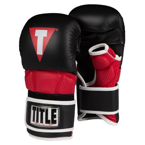 Title MMA Full Impact Sparring Gloves - Main
