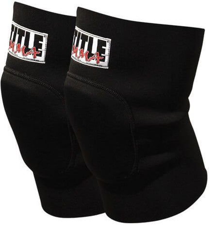 Title MMA Knee Pads - Main