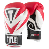 Title MMA Stand Up Training Gloves - Angle 2