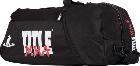Title MMA Super Sport Bag - Main