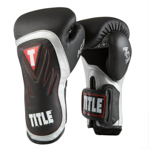 Title Platinum Acs Boxing Gloves - Main