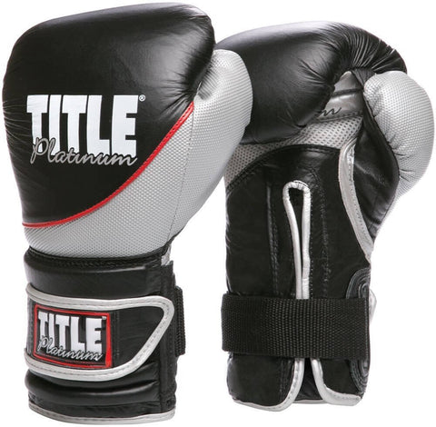 Title Primetime Boxing Training Gloves - Main