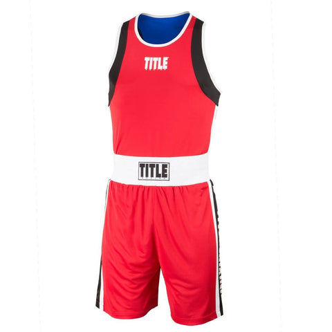 Title Reversible Amateur Boxing Set - Main