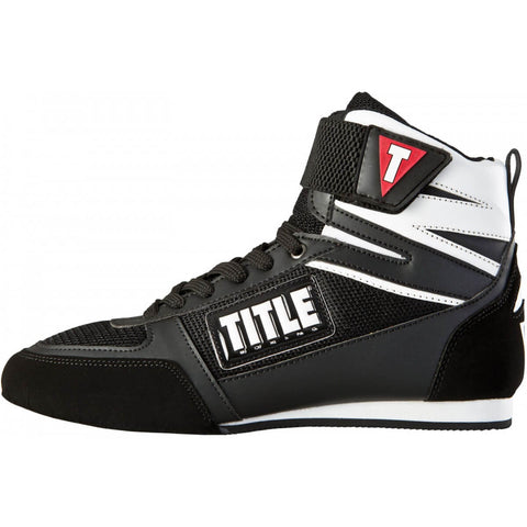 Title Box-Star Boxing Shoes - Main