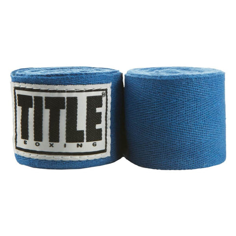 "Title Boxing 120"" Youth handwraps - Main"
