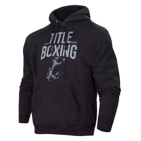 Title Boxing Hard Fight Hoody - Main