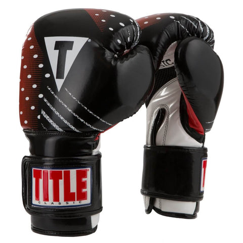 Title C-Charged Training Gloves - Main