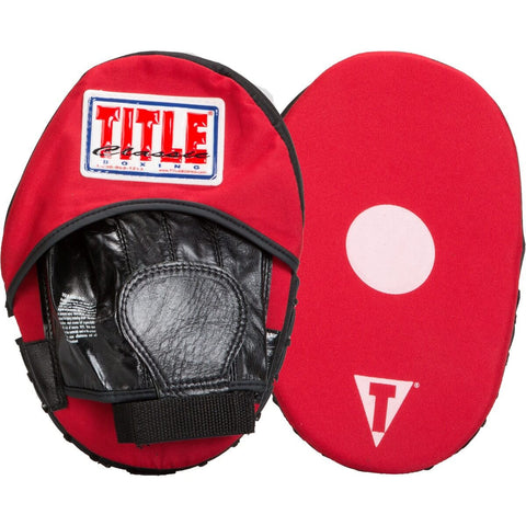 Title Classic Punch Mitts - Main