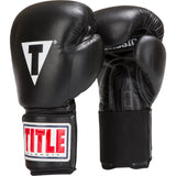 Title Classic Leather Training Gloves (Elastic) - Main