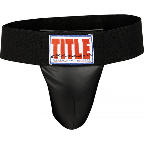 Title Classic MMA Groin Cup - Main