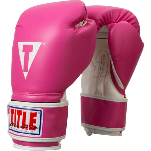 Title Pro Style Elite Training Gloves - Angle 5