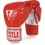 Title Pro Style Elite Training Gloves - Angle 4