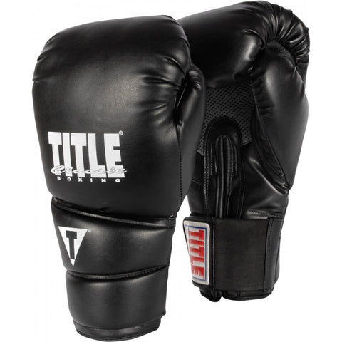 Title Synthetic Revolution Training Gloves - Main