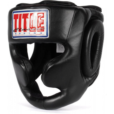 Title Classic Full Face Training Headgear - Main