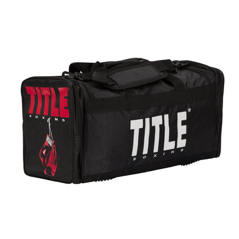 Title Deluxe Gym Bag - Main