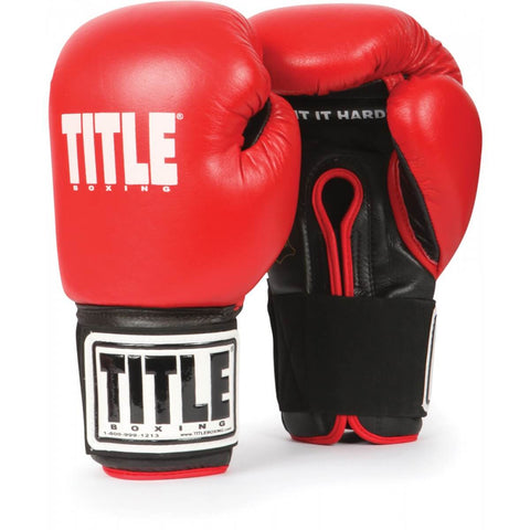 Title Eternal Youth Classic Sparring Gloves - Main