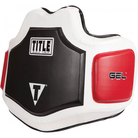 Title Gel Coach's Body Protector - Main