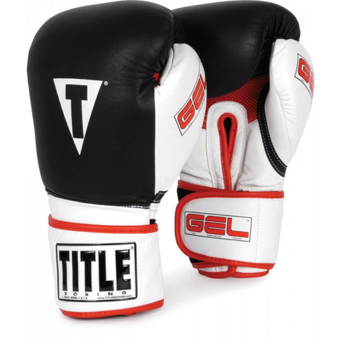Title Gel Intense Heavy Bag Gloves - Main