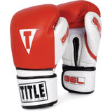 Title Gel Intense Heavy Bag Gloves - Angle 2