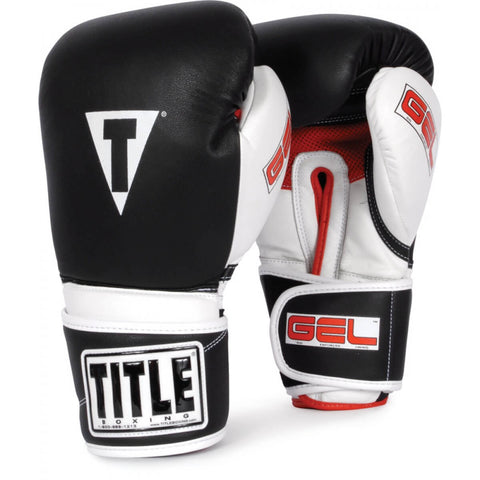Title Gel Intense Sparring Gloves - Main