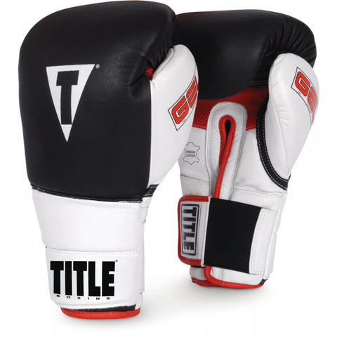 Title Gel Revolution Boxing Training Gloves - Main