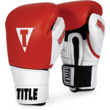 Title Gel Revolution Boxing Training Gloves - Angle 2