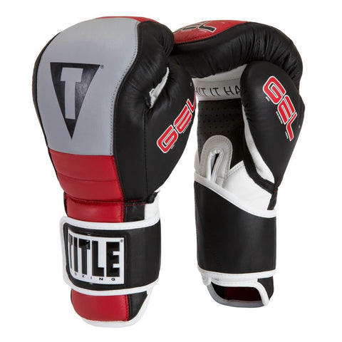 Title Gel Rush Heavy Bag Gloves - Main