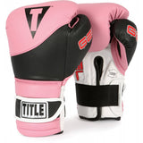 Title Gel infused Suspense Training Gloves - Angle 3