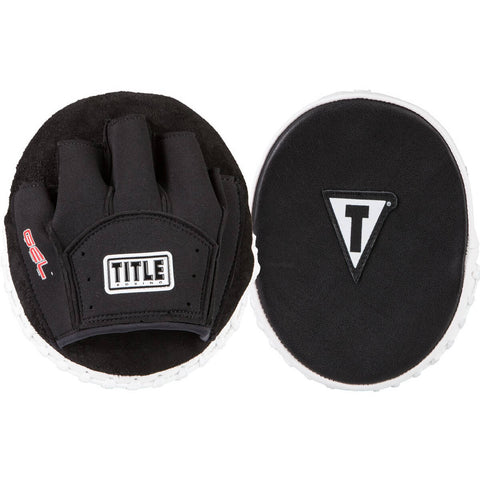 Title Gel Tech Striking Mitts - Main