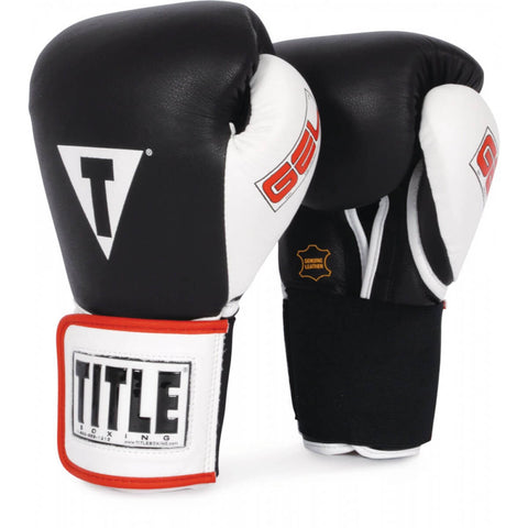 Title Gel World Class Elastic Training Gloves - Main