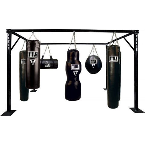 Title Heavy Duty Multiple Heavy Bags Stand - Main