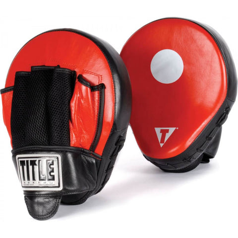 Title Incredi-Ball Beefy Focus Mitts - Main