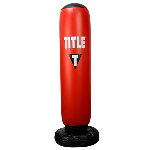 Title Inflatable Kids Punching Bag - Main