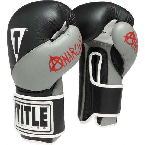 Title Infused Foam Heavy Bag Gloves - Main