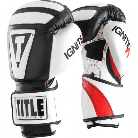 Title Infused Foam I-Tech Training Gloves - Main