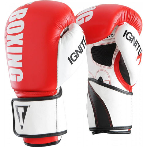 Title Infused Foam Power Bag Gloves - Angle 2