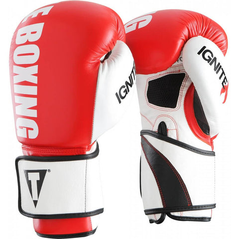 Title Infused Foam Power Training Gloves - Angle 2