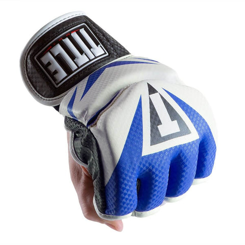 Title MMA Competition Gloves - Main