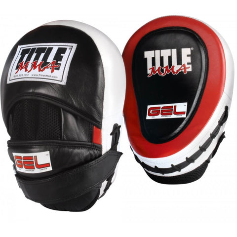 Title MMA Gel Punch Mitts - Main